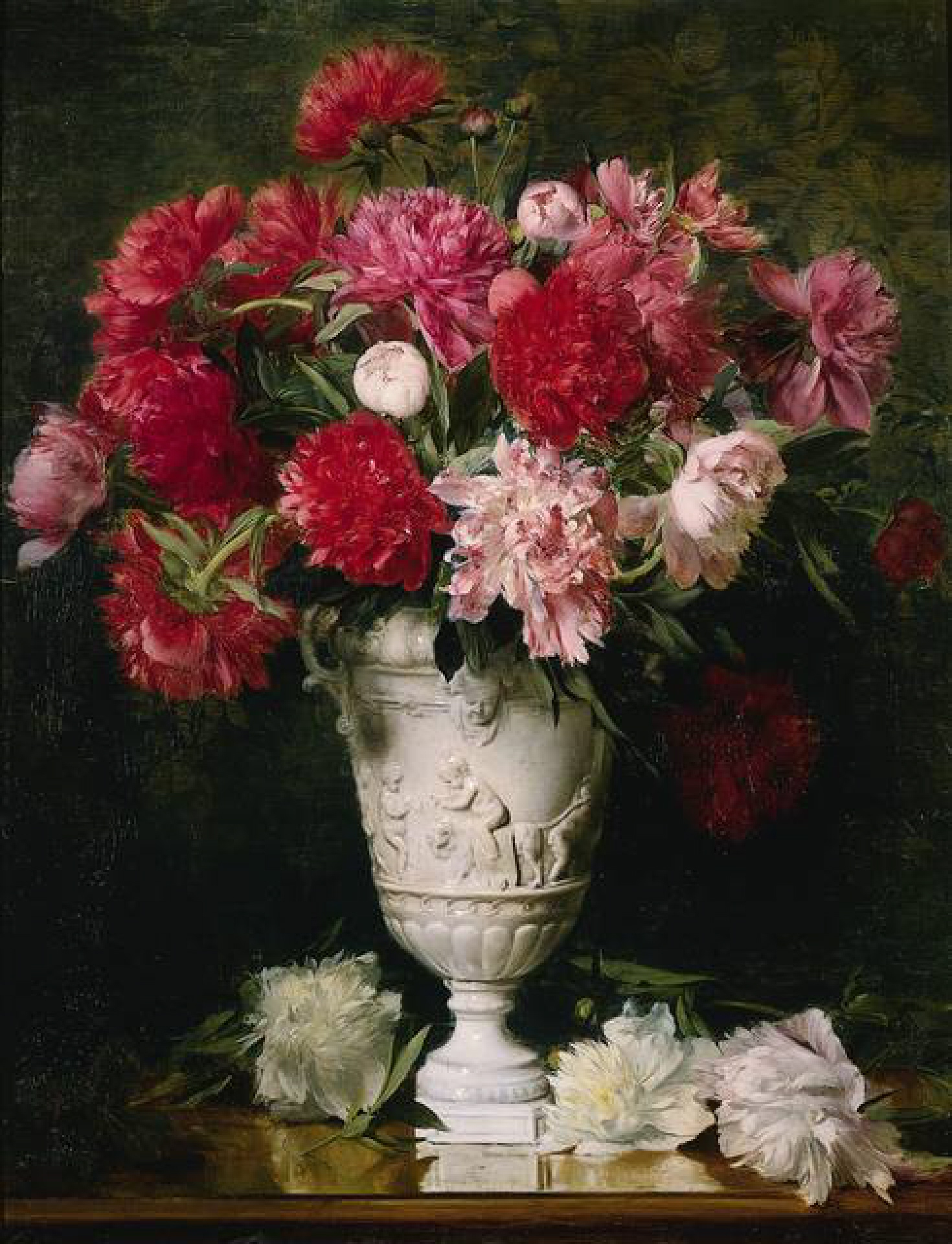 FLOWERS BY THE VASE – Vases Sale